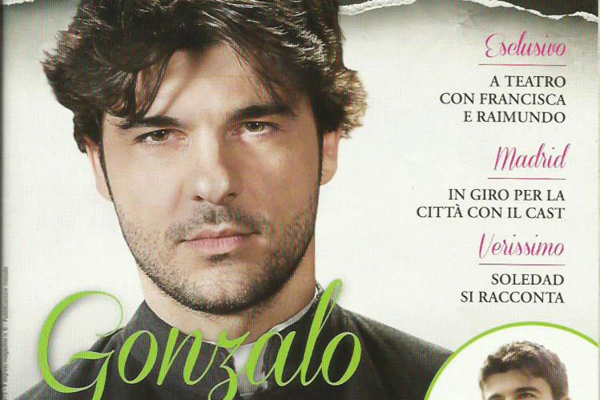 Entrevista a 'Il primo segreto di Francisca e Raimundo'