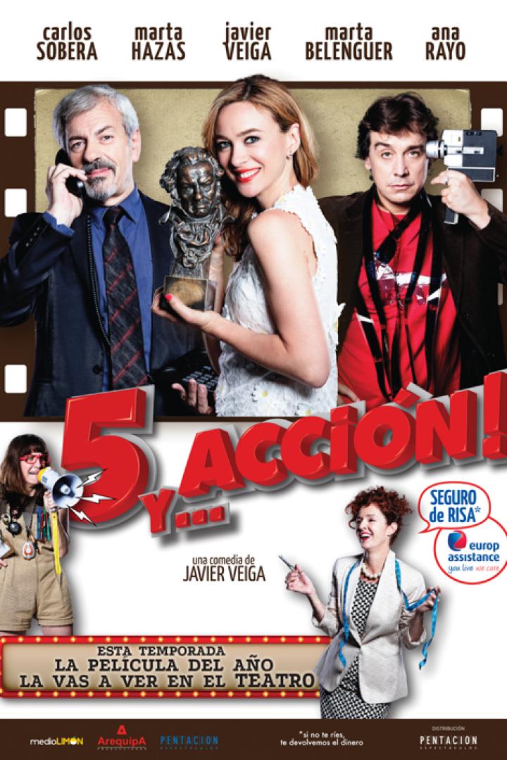5 y Acción…!!!