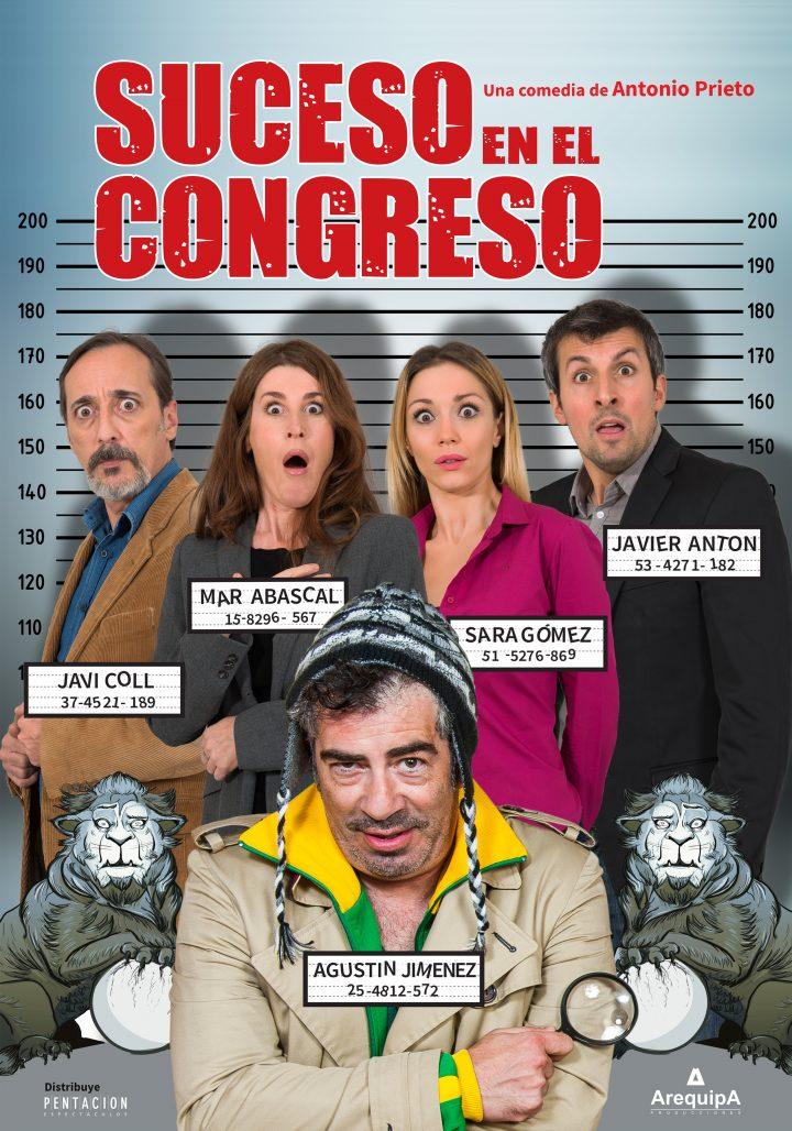 Suceso en el Congreso